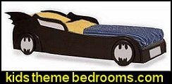 Batman Bat Mobile Bed Project Plans