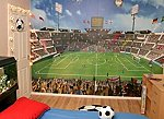 Wall Mural Wallpaper - decorate childrens bedrooms , For kid's bedrooms, play rooms, toy rooms, play pens, and dens