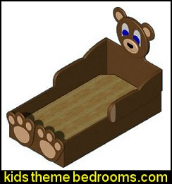 Tedd E. Bed- Woodworking Plans