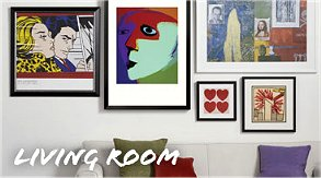 prints posters wall art living room wall  decor