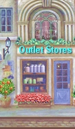 outlet stores - clearance - bargain decorating