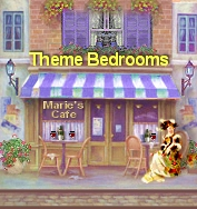 Theme Bedrooms - Girls - Boys - Teens - Adults  - DIY projects - and more